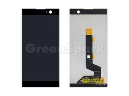 Дисплеи и тачскрины - Дисплей для Sony Xperia XA2 Dual (H4113) +…, 0