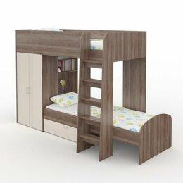 Кроватки - Кровать двухъярусная Д-911, 0