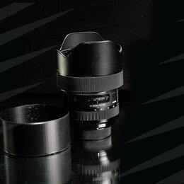 Объективы - Sigma Art 14-24 mm 2.8 for Nikon // 5292 📷, 0