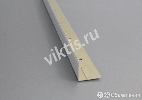 Уголок PL 25x25 3313 металлик  L=3м (алюм.) по цене 150₽ - Самоклеящаяся пленка, фото 0