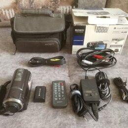 Видеокамеры - Sony CX360E, 0