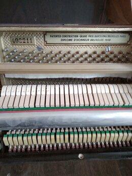 Клавишные инструменты - пианино петрофф, 0