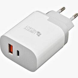 Зарядные устройства и адаптеры - Сетевой Адаптер Usb/Type-C 18W iPhone 11/12, 0