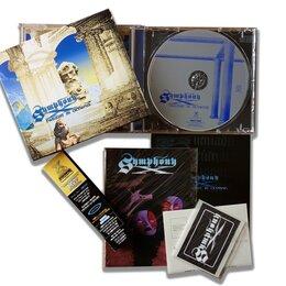 Музыкальные CD и аудиокассеты - Symphony X - Twilight In Olympus Japan CD -…, 0