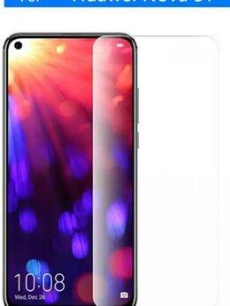 Чехлы - Стекло 9D на Huawei nova 5 T, 0