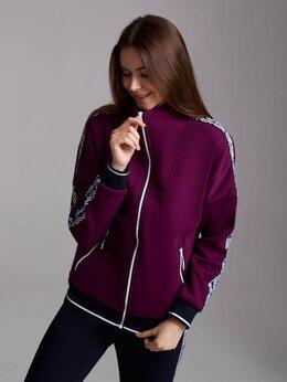 Спортивные костюмы - Спортивный костюм женский 12SKJ-1419, фиолетовый., 0