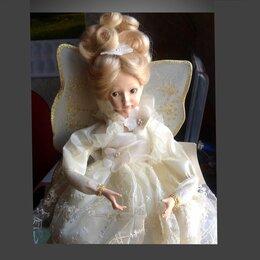 Другое - Куклы фарфоровые Ангел 50см, 0
