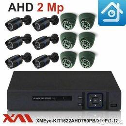 Камеры видеонаблюдения - Комплект видеонаблюдения на 12 камер 1080p, 0