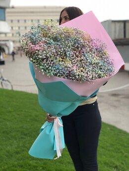 Цветы, букеты, композиции - Букет гигант из 25 Гипсофил , 0