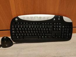 Клавиатуры - Беспроводная клавиатура Logitech, 0