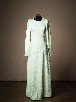 Платья - Шикарное дизайнерское платье в пол , 0