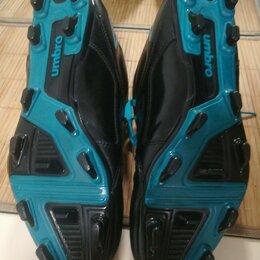 Обувь для спорта - Бутсы футбольные Umbro натуральная кожа маломерные , 0