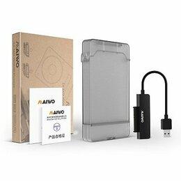 Внешние жесткие диски и SSD - Maiwo внешний корпус для HDD/SSD, 0
