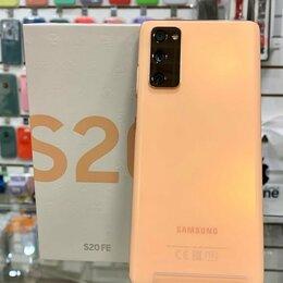 Мобильные телефоны - Samsung Galaxy S20 FE 128GB Оранжевый, 0