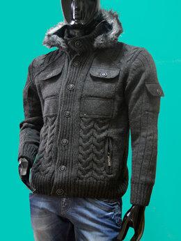 Свитеры и кардиганы - Трикотажная куртка., 0