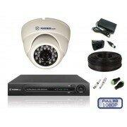 Камеры видеонаблюдения - Комплект видеонаблюдения для помещений на 1 камеру, 0