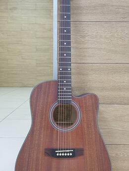 Акустические и классические гитары - Гитара дредноут матовая, 0