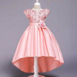 Платья и сарафаны - Новое бальное платье на выпускной (подклад из хлопка), 0