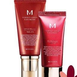 Для лица -  Тональный крем M Perfect Cover BB Cream 21 - Clear Beige, 0