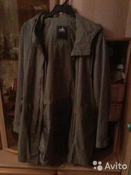 Плащи - Плащ(куртка) мужской с капюшоном,…, 0