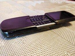 Мобильные телефоны - Nokia 8800 classic Black РосТест, 0