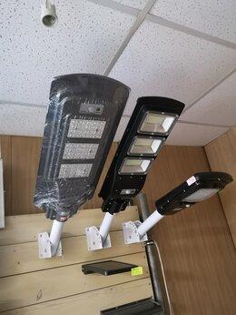 Уличное освещение - Светильник на солнечной батарее с датчиком…, 0