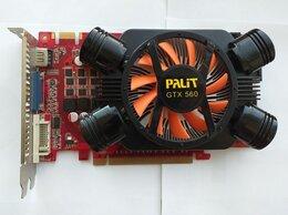 Видеокарты - Видеокарта PALIT GTX560, 0