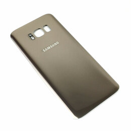 Корпусные детали - Задняя крышка для Samsung Galaxy S8 (G950) золотой, 0
