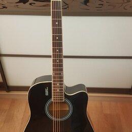 Акустические и классические гитары - Elitaro чёрная гитара, 0