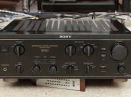 Усилители и ресиверы - усилитель Sony TA-F800ES, 0