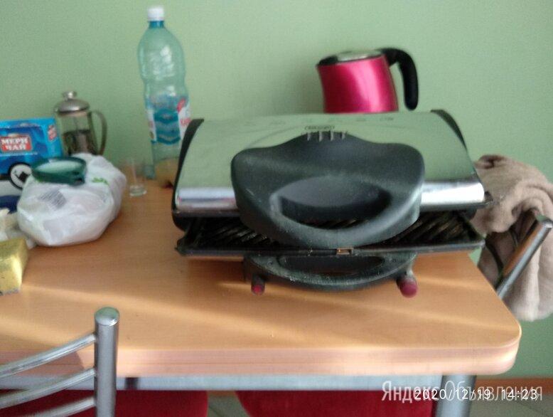 Электрогриль DeLonghi ( Италия)б/у по цене 2300₽ - Электрические грили и шашлычницы, фото 0