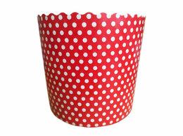 Выпечка и запекание - Бумажные формы для куличей «Горох» все размеры…, 0