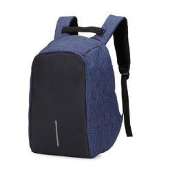 Дорожные и спортивные сумки - Рюкзак антикражный Bobby, 0