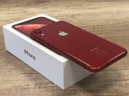 Мобильные телефоны - Apple iPhone Xr 64 гб красный, 0