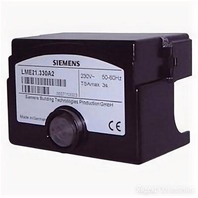 Автоматы горения LME21.230C2 по цене 8000₽ - Оборудование и запчасти для котлов, фото 0