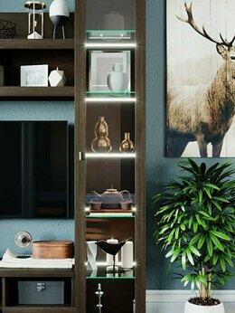 Шкафы, стенки, гарнитуры - Витрины в гостиную, зал. , 0