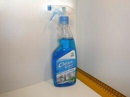 Строительные очистители - Очиститель стекол Grass 600мл Голубая лагуна, 0