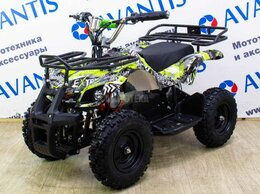 Электромобили - Детский электроквадроцикл Avantis (Авантис) ATV…, 0