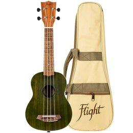 Укулеле - Flight NUS 380 JADE - укулеле, сопрано, зеленый, 0