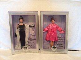 Куклы и пупсы - Куклы Барби Breakfast at Tiffany Тиффани Одри…, 0