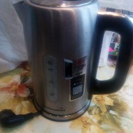 Электрочайники и термопоты - Умный чайник Redmond RK-M171S, 0