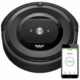 Роботы-пылесосы - Робот-пылесос iRobot Roomba e5, 0