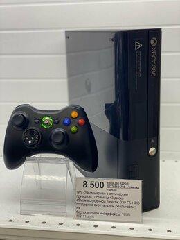 Игровые приставки - Xbox 360 320GB  +геймпад +диски, 0