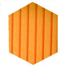 Поликарбонат - Сотовый поликарбонат 8мм цвет оранжевый 6 метров, 0