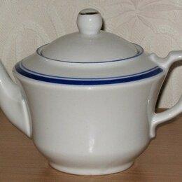 Чайники - Фарфоровый чайник Рижская фарфоровая фабрика., 0