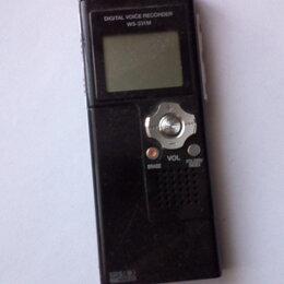 Диктофоны - Мини диктофон  Olympus  не пользованный, 0