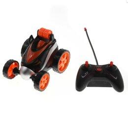Радиоуправляемые игрушки - Машинка перекатыш на радиоуправлении, 0
