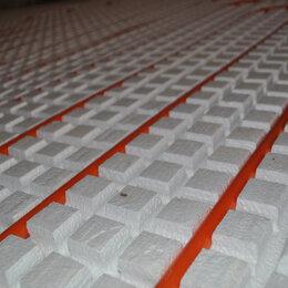Комплектующие для радиаторов и теплых полов - Плита теплоизоляционная для теплого пола WF 16-40 1*0,5 м, 0