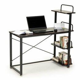 Компьютерные и письменные столы - Компьютерный стол, офисный  + книжная полка , 0