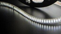 Светодиодные ленты - светодиодная лента 220 v 20 вт/м IP 68, 0